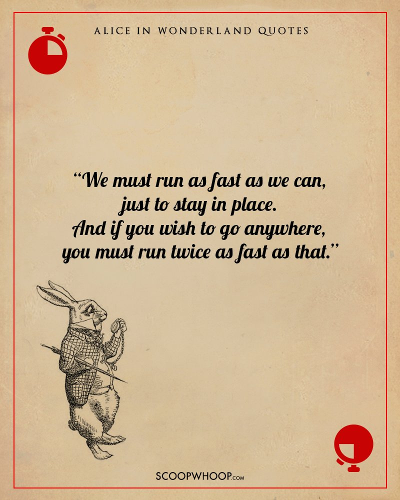 10 Breathtaking Quotes From Alice In Wonderland That Can Double Up As Life Lessons