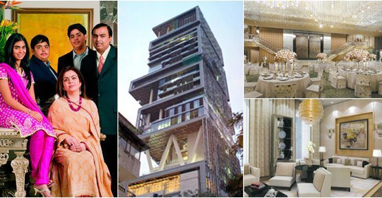 Why The Ambani Residence Costs A Whopping 2 Billion 13 Facts That