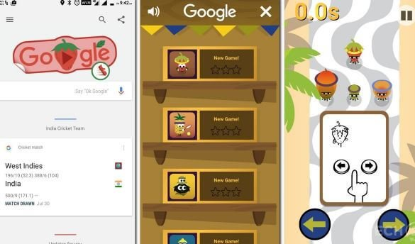 With Google's Latest Doodle, You Can Play Your Favourite