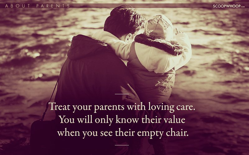 20 Quotes About Parents That Beautifully Explain Why They