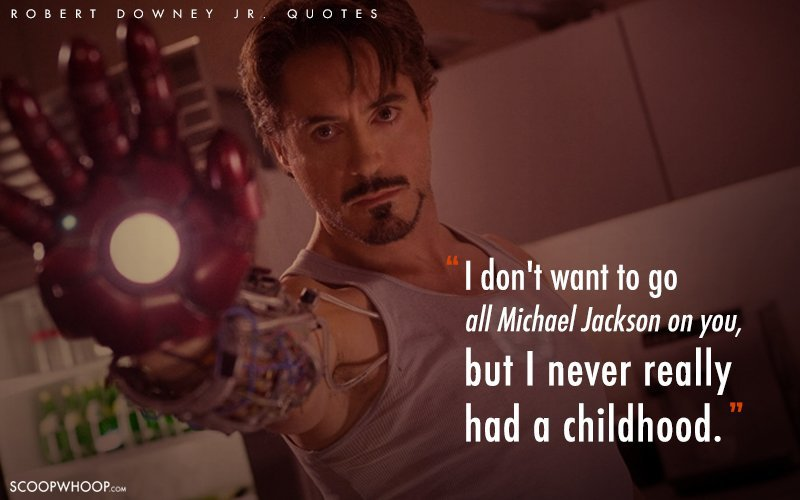 27 interesting quotes by robert downey jr  that prove he u2019s