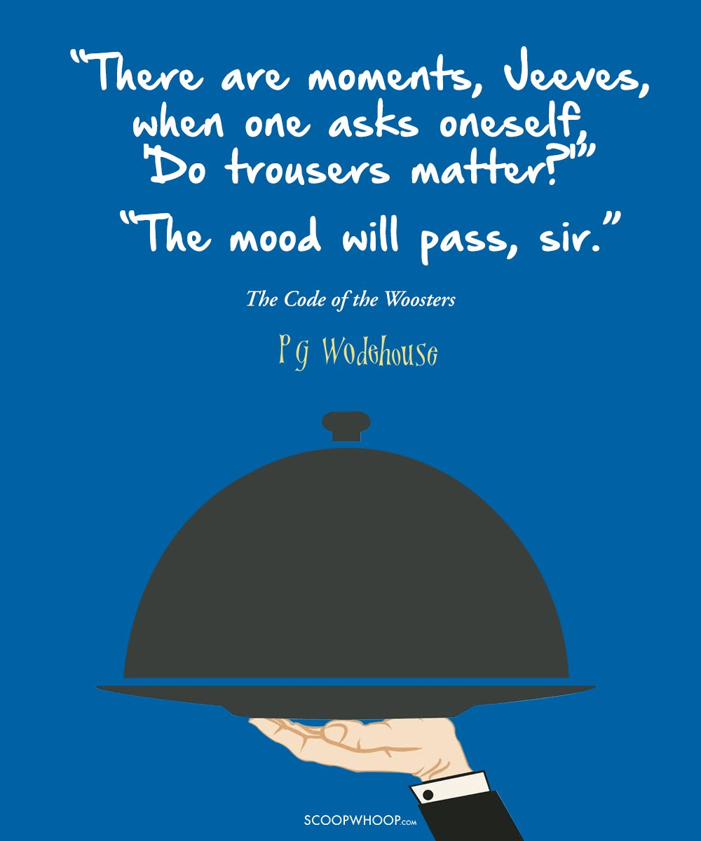 20 Hilarious P.G. Wodehouse Quotes That Are The Definition Of Wit & Perfect Comic Timing