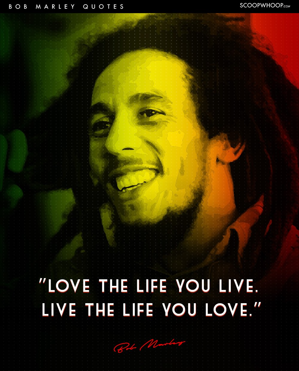 Today On His Nd Birth Anniversary We Bring You  Thought Provoking Quotes By Bob Marley Which Are Exactly The Life Lessons That We All Need To Learn