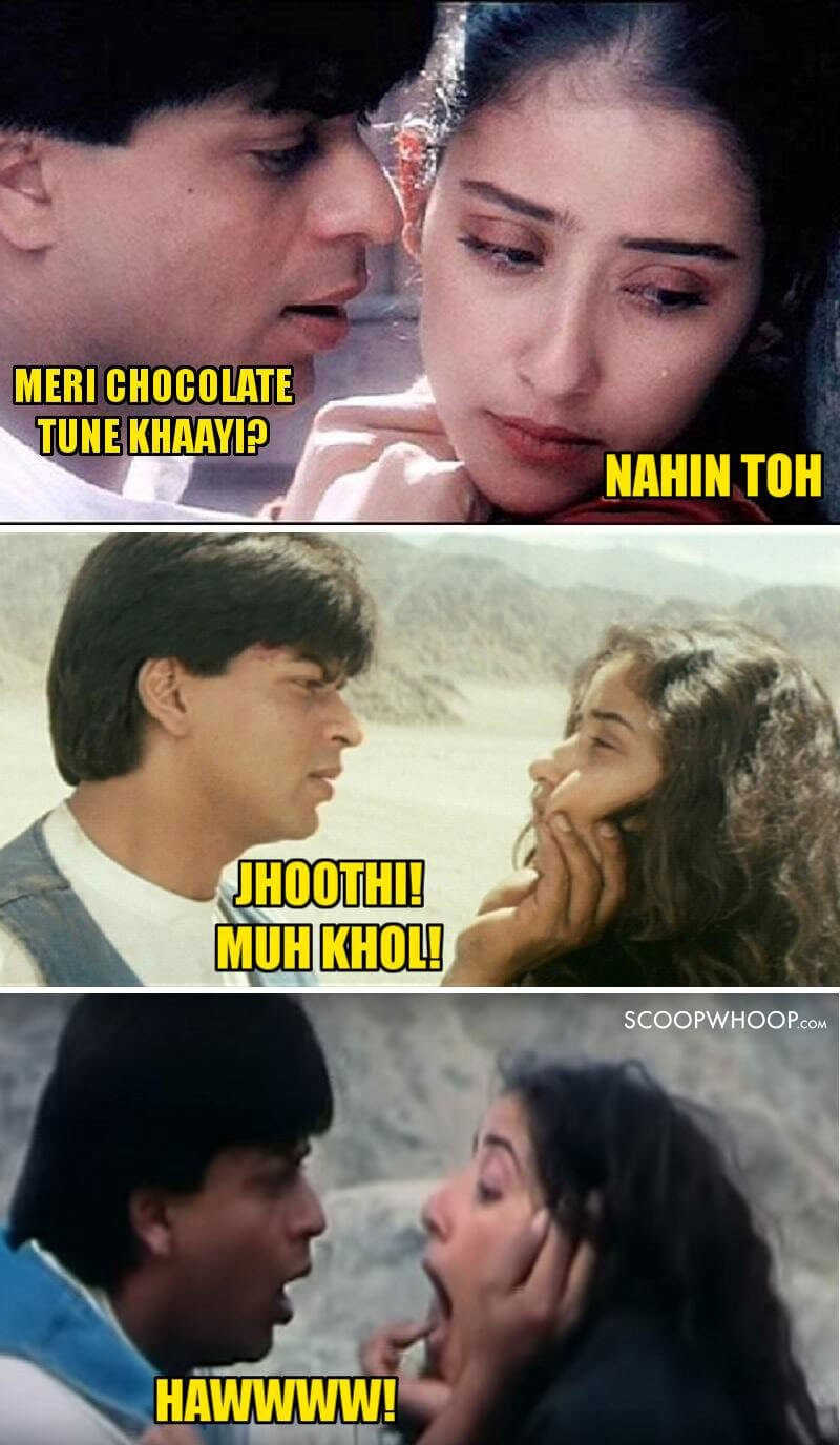 15 Funny Bollywood Memes You Will Surely Relate To If You