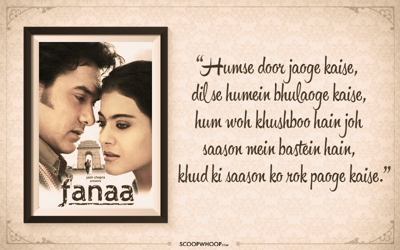 50 Of The Best Shayaris From Bollywood That Will Speak