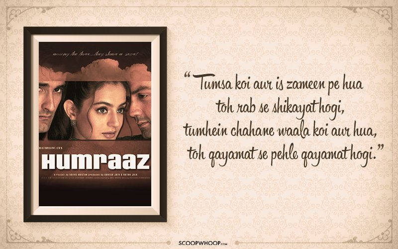 50 Of The Best Shayaris From Bollywood That Will Speak Straight To