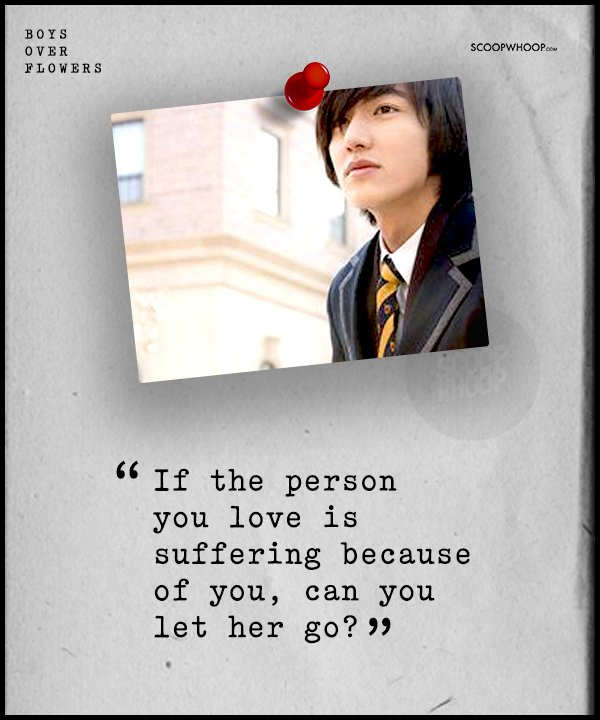 12 Quotes From Boys Over Flowers To Make You Fall Head -8459
