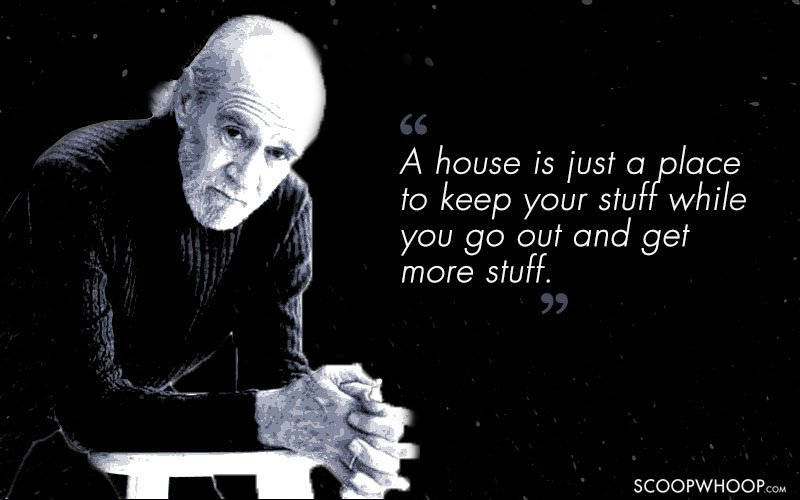 30 Quotes About Life By The Inimitable Comedian George ...