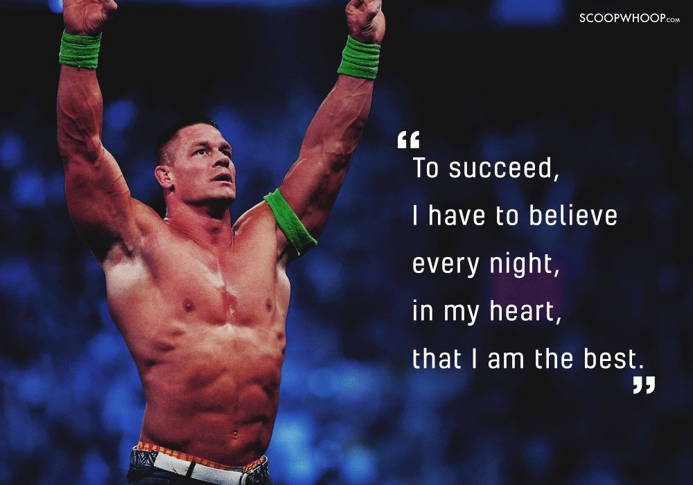 The John Cena Story Wwe S Nice Guy Whom The World Loves To Hate