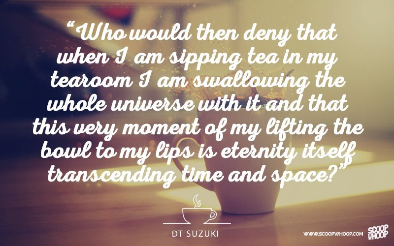 Quotes About Tea And Friendship Best 30 Quotes That Prove Chai Is The Answer To All Of Life's Problems