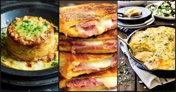 8 Easy Peasy Cheesy Recipes That Will Leave You Licking Your Fingers