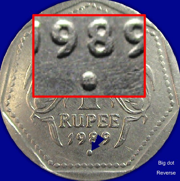 Do You Know What These Symbols On The Bottom Of Rupee Coins Signify