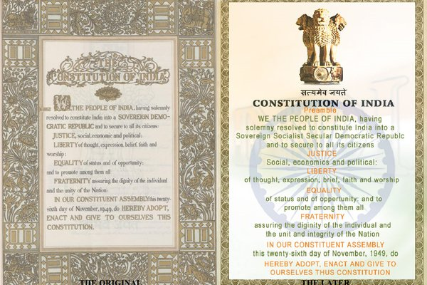 Amendments Of Indian Constitution Pdf