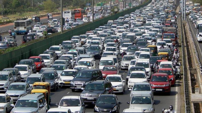 essay of traffic jams in hyderabad