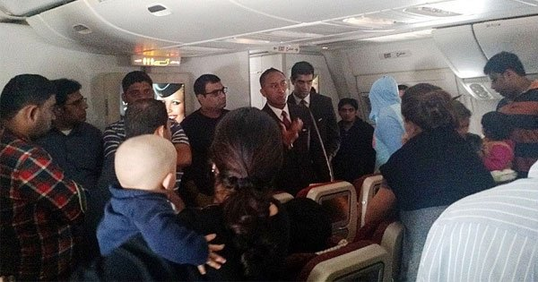 Why The F**k Are Indian Passengers In Such A Hurry To Exit The Plane? Where Are They Even Going?