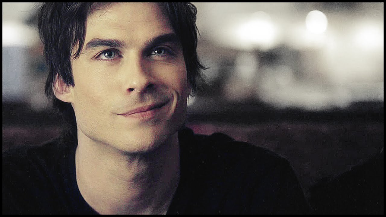 Love Him Or Hate Him, You Can't Get Enough Of Damon Salvatore From