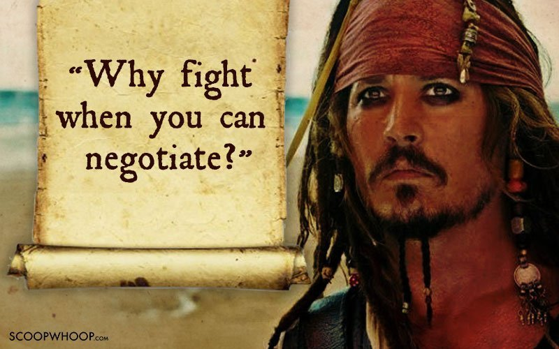 60 Memorable Quotes By Captain Jack Sparrow That Made Us Fall In Fascinating Captain Jack Sparrow Quotes