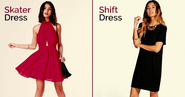The Ultimate Guide To Diffe Kinds Of Dresses What Would Suit You Best