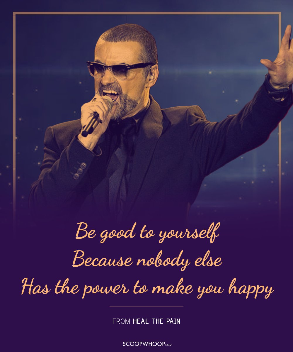 10 Best Quotes From George Michael's Chartbuster Songs