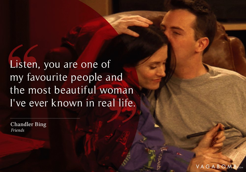 60 ToeCurlingly Romantic Quotes From TV Shows That Are Sure To Get Impressive Tv Show Quotes