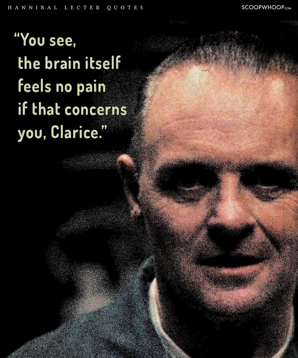 Hannibal lecter quotes images - Hannibal lecter zitate ...