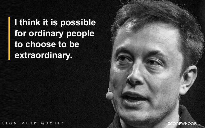 Elon Musk Quotes: 18 Inspiring Elon Musk Quotes That'll Wipe Out The Term