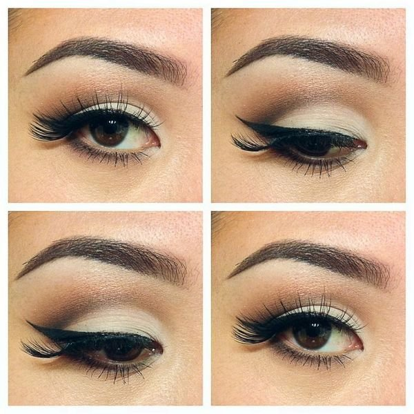 10 Simple Makeup Hacks That Will Instantly Highlight Your Eyes Let