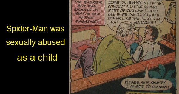 Apologise, comic spank young boy join