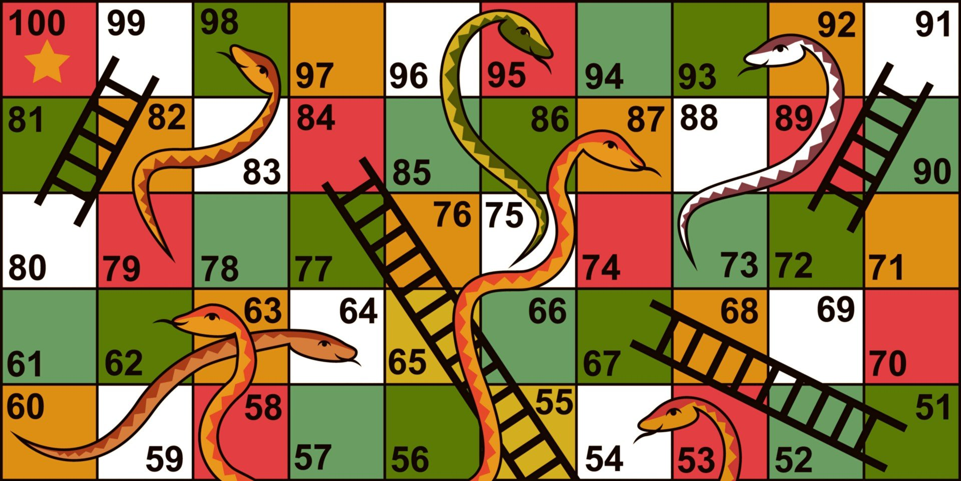 Snakes & Ladders Was Invented In India But The Original Version Is Nothing Like What It's Now