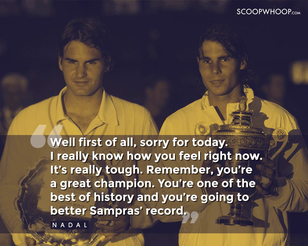 Roger Rafa A Rivalry For The Ages A Friendship For Eternity