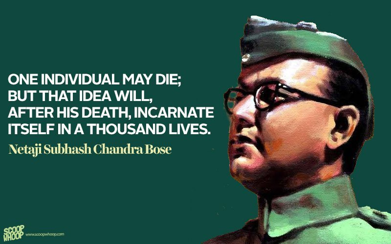 15 Powerful Quotes By Indias Freedom Fighters That We Should Never
