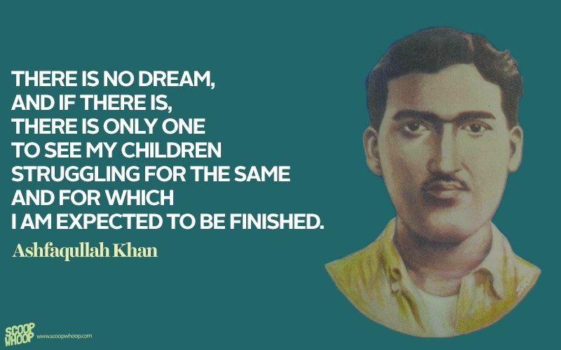15 Inspiring Quotes Of India's Freedom Fighters On Life And Nationalism