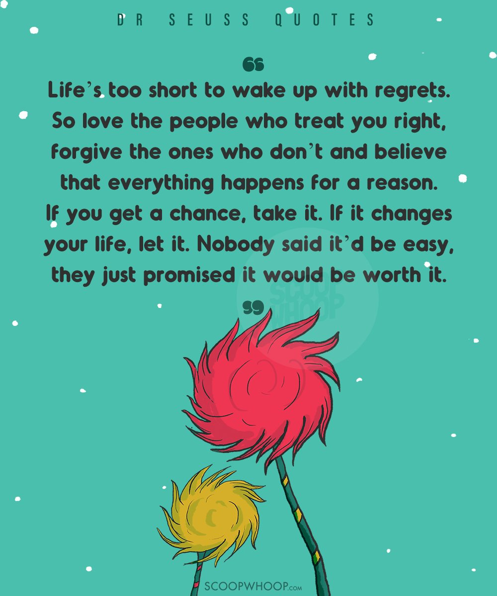 21 Quotes By Dr Seuss That Will Help You See The Bright Side ...