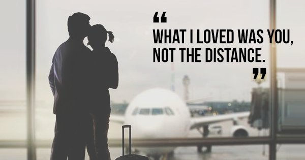 Love distance poems in 'First Love'