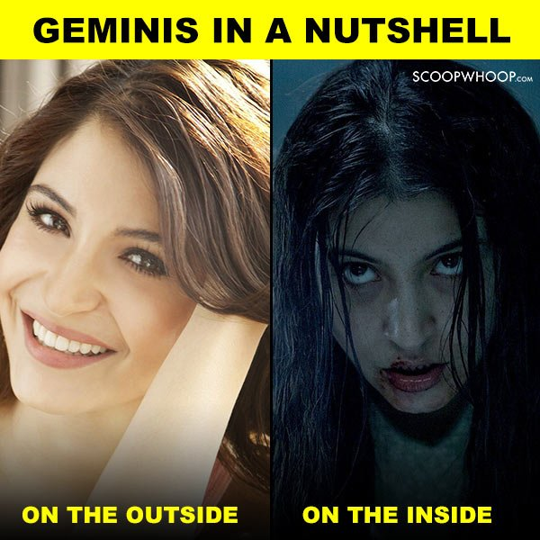 18 Gemini Memes You'll Love Because You Know You're An Attention Seeker