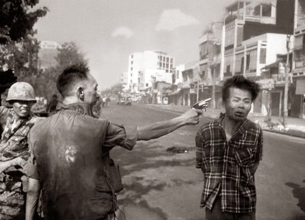 A General Shooting Viet Cong Suspect Won The Photographer Pulitzer