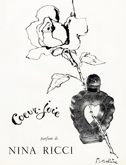 "Картинки по запросу ""coeur joie nina ricci"""