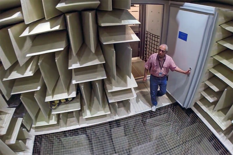 This Is The World S Quietest Room Where You Can Even Hear