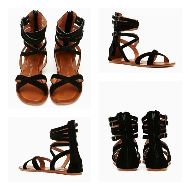 cc7a520af3c1 Did You Know Your Favorite Gladiator Sandals Might Be Harming Your Feet