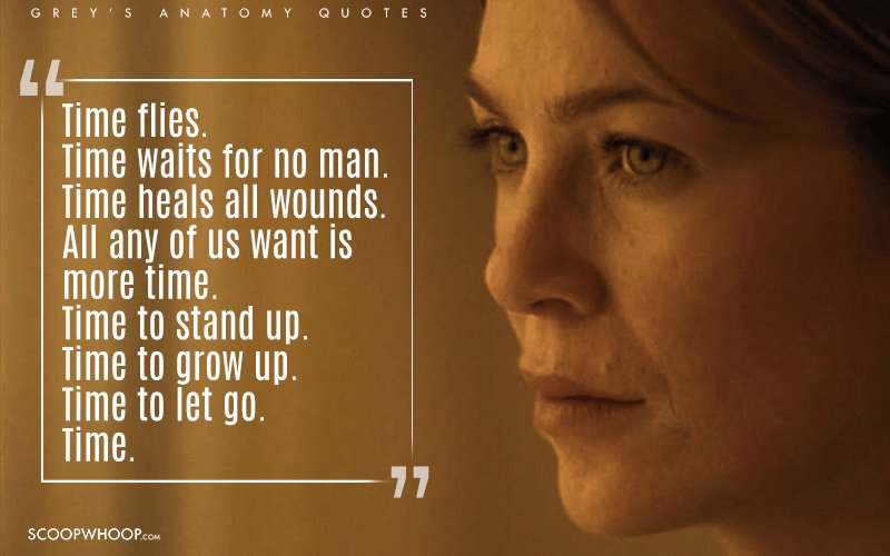 14 Quotes From Grey's Anatomy To Remind You Why Life Isn't About Giving Up  ...
