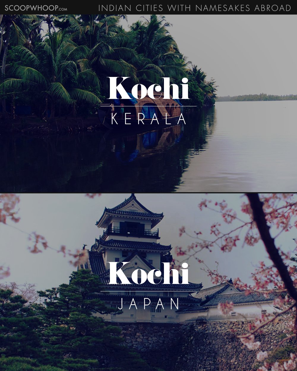 It Has A Namesake In Japan Thats Quite Tourist Attraction What These Two Cities Hold On Common Ground Other Than Their Names Is Love For