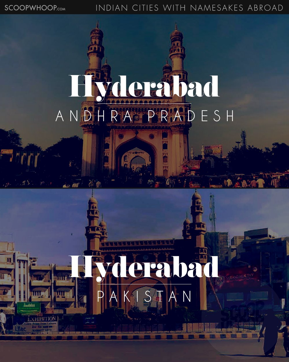 Beautiful Places Names World: 14 Places Around The World That Share Their Names With