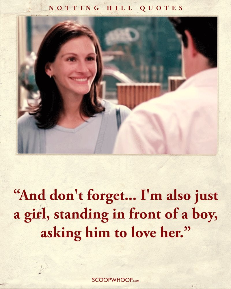 18 Unforgetable Quotes From The Lovely British Rom Com That Stole