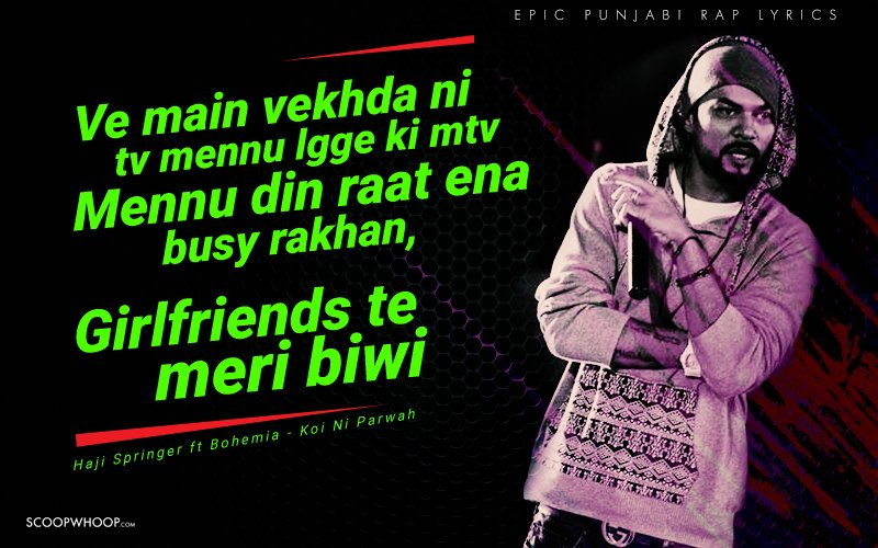 12 Epic Rap Lyrics That Only Punjabi Rappers Can Pull Off