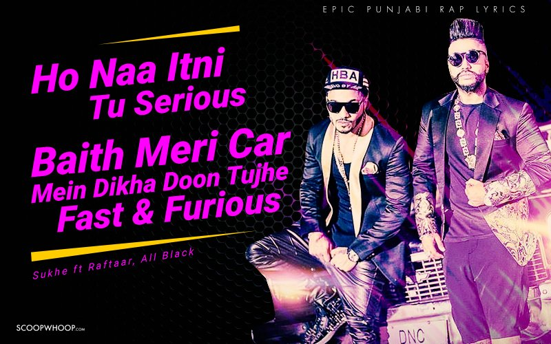 12 Epic Rap Lyrics That Only Punjabi Rappers Can Pull Off With Style