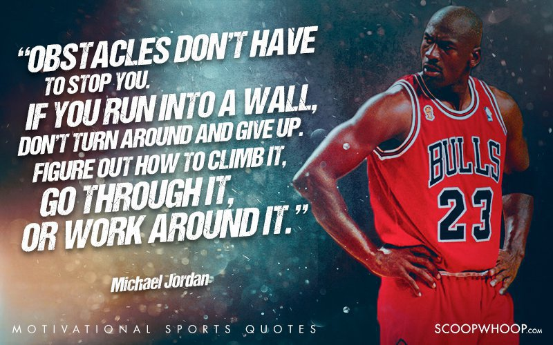 60 Winning Quotes By Sportspersons That'll Inspire You To Give Your Stunning Sports Quotes