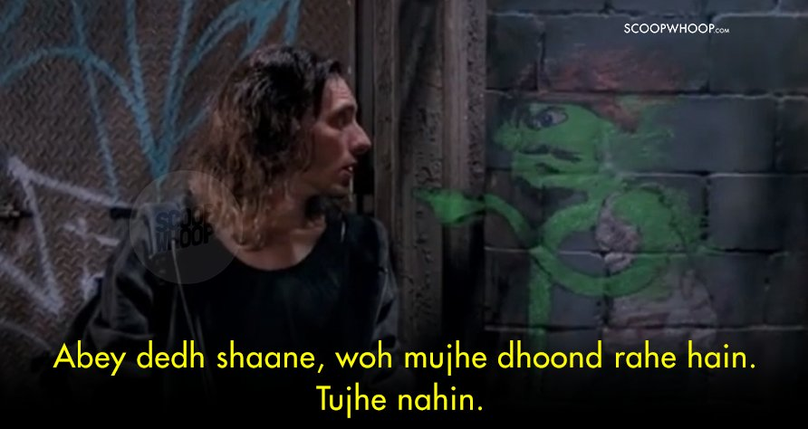14 Hollywood Movie Scenes Dubbed In Hindi That Prove Angrezi