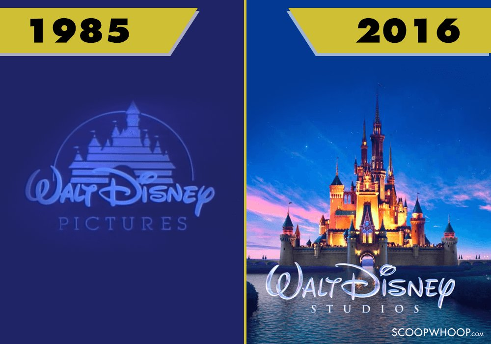 it�s surprising to see how much the logos of hollywood