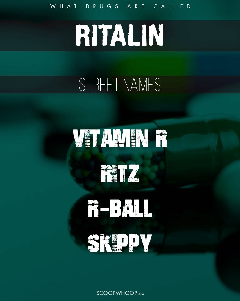 Did You Know What Names These 21 Common Drugs Go By On The