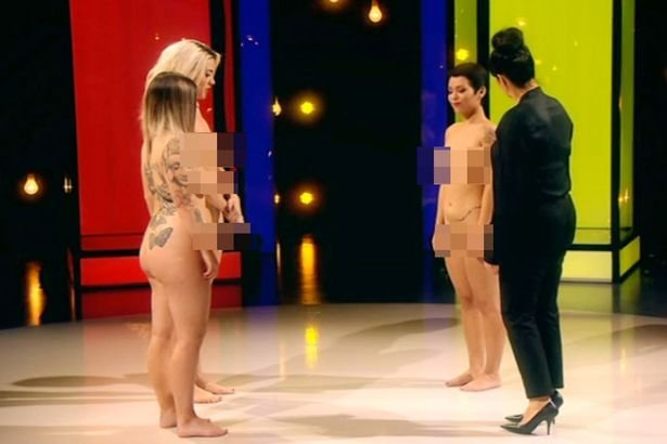 This British Dating Show Has Contestants Appearing Fully Naked On TV